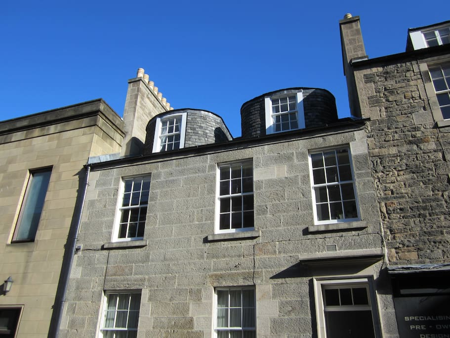 Central Edinburgh 1 Bedroom Flat - Apartments for Rent in ...