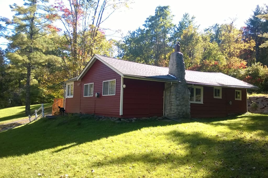Catskills Park Cabin Woodland Val Cabins For Rent In