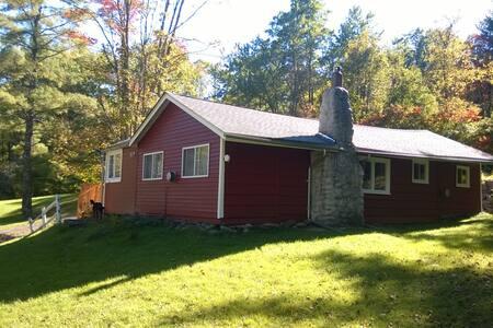 Catskills Park Cabin, Woodland Val. - Phoenicia