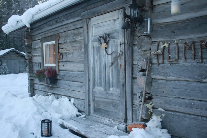Little cottage in Lapland