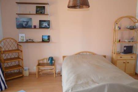 Chambre au calme - Clos du Doubs - Montenol - Huis
