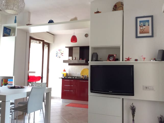 Grazioso apt a 5 min da Pisa - Calci - Appartement