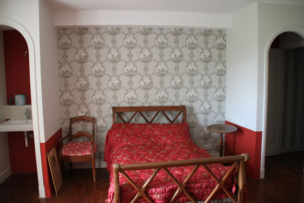 Chambre de Monsieur