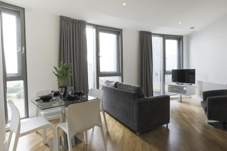Tickford Corner - Newport Pagnell - Appartement