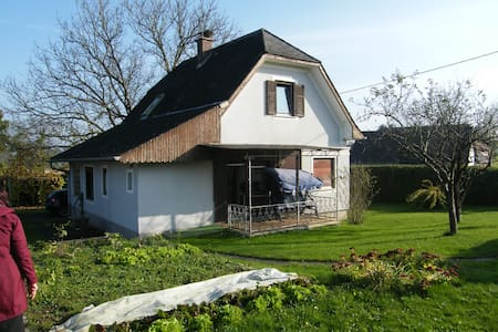 Spacious house in the countryside - Weinburg am Saßbach