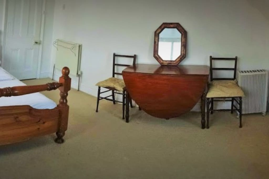 Double room 2 with plenty of space