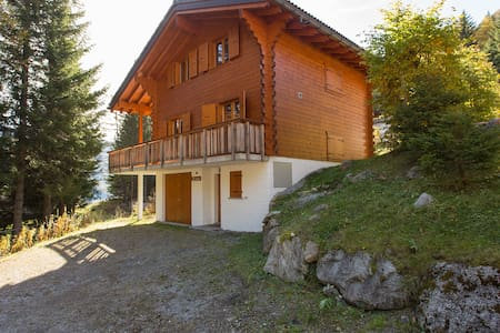 Winter Ski & Summer Holiday Chalet Champex-Lac