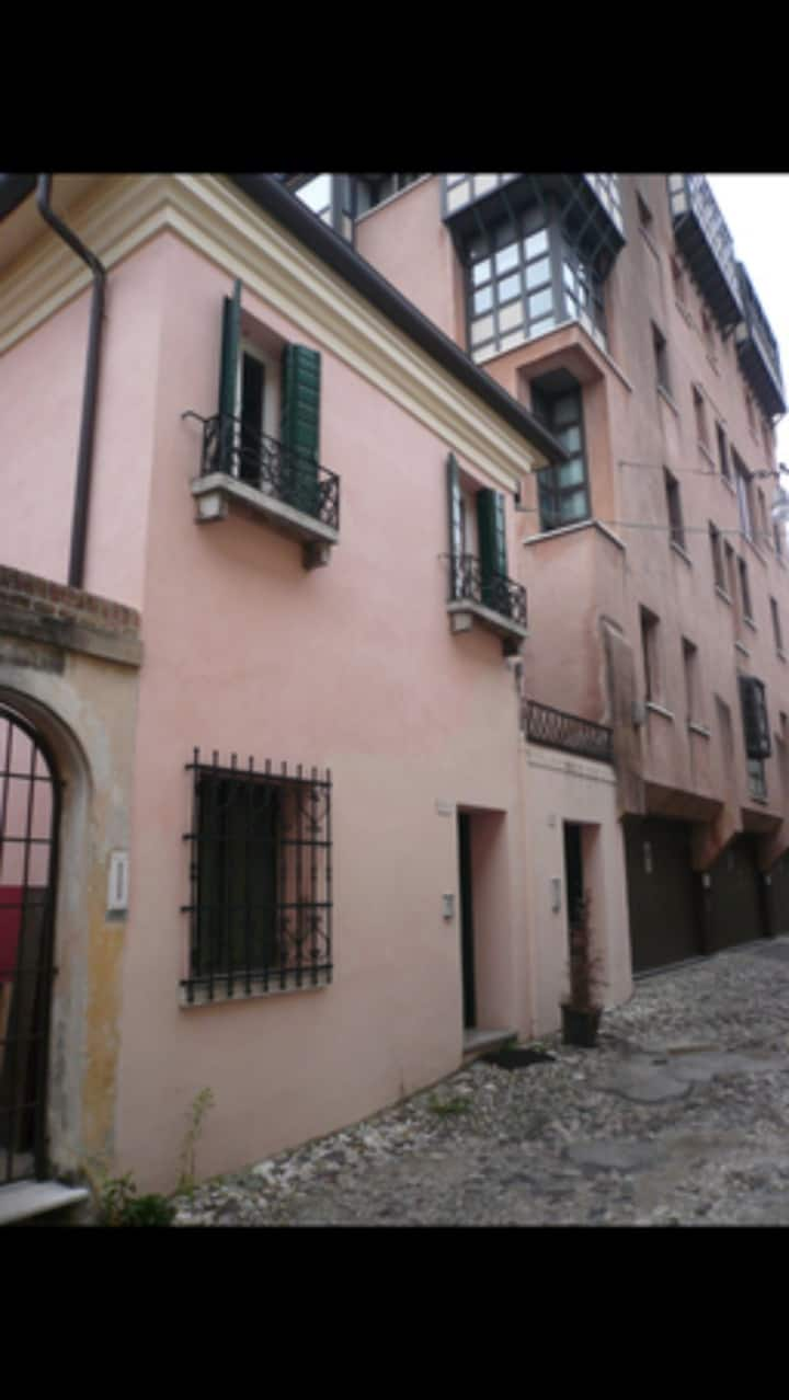 Casa d epoca nel centro di Treviso