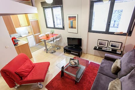 APART.-LOFT  MADRID     reg. VT80 - Madrid