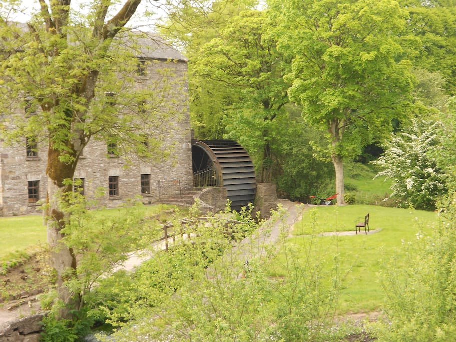 Macroom mill. A nice place to visit .