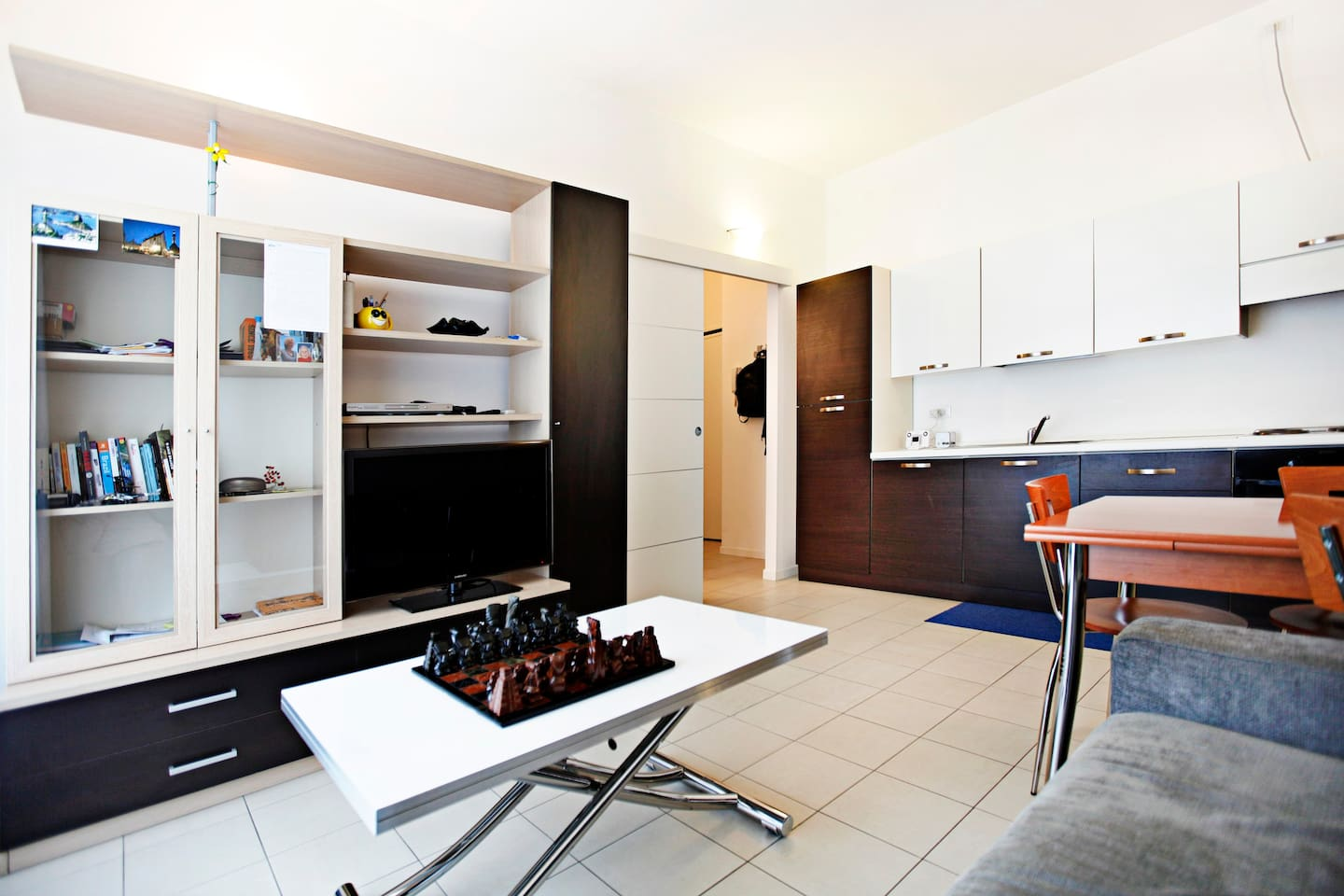 Apartment in Milan, Navigli area.