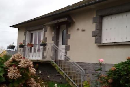 grande chambre douillette au calme  - Saint-Brice-en-Coglès