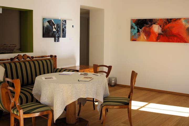 Sommer im Salzburger Land - Oberndorf bei Salzburg - Lägenhet