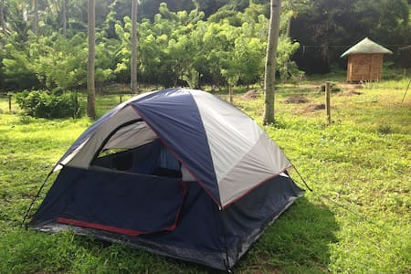 Tent at Private Farm, Taal Batangas - Taal