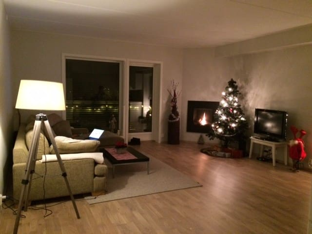 Welcome to our family :) Apartment with good space - Oslo - Pis