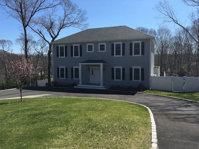 Newly built in Sag Harbor