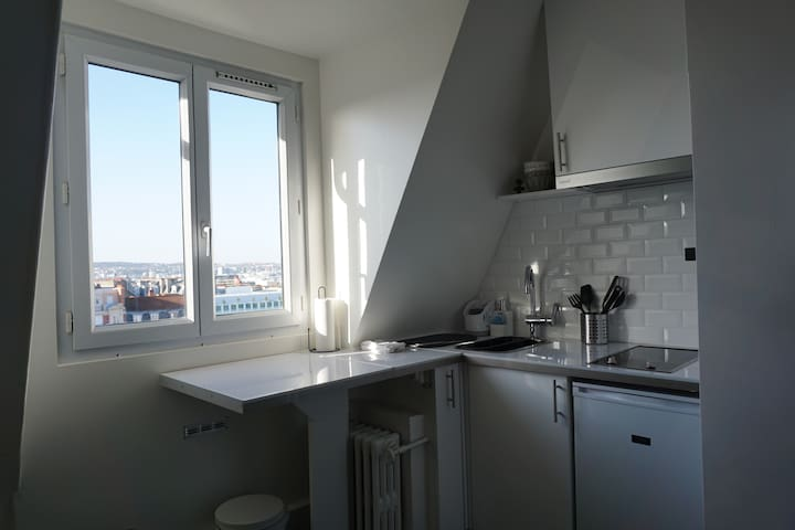 Perfect Parisian Apartment in 15th, Parc des Expo - Paris - Apartemen