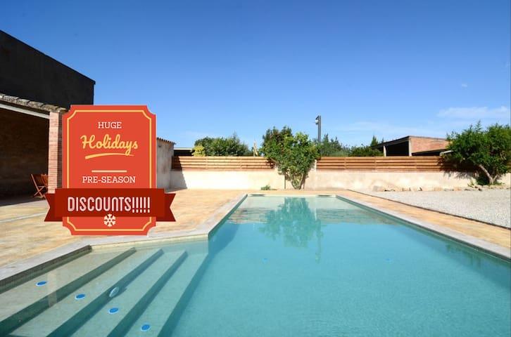 Luxe townvilla 12 pers. BIG pre-season discount