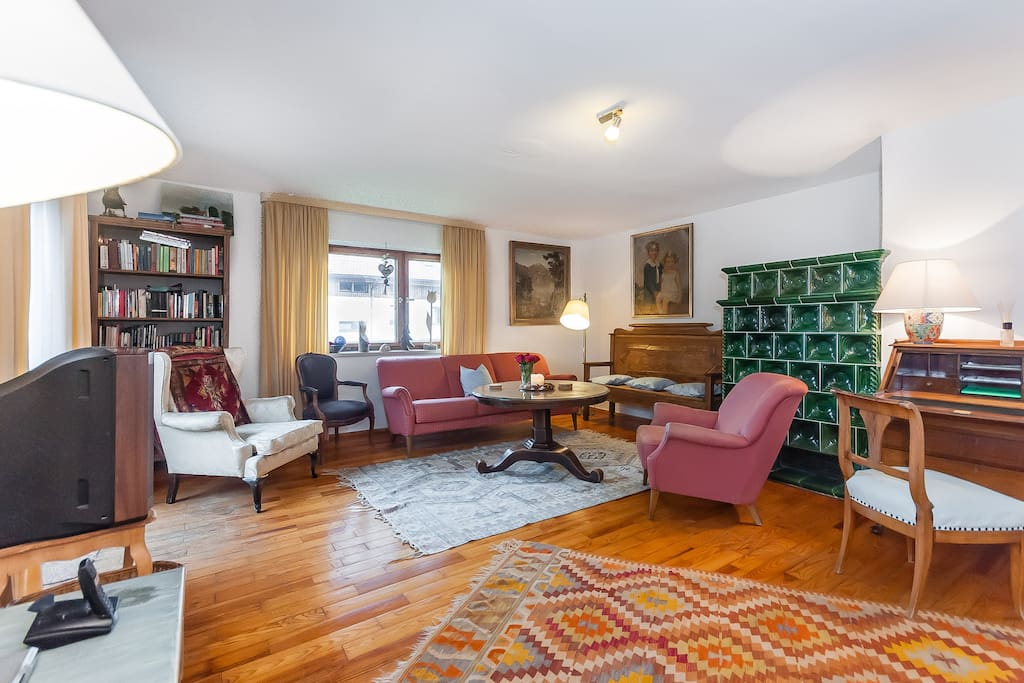 Living Room / Wohnzimmer