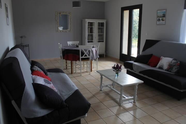 gite spacieux, proximité mer - olmeto - Apartment