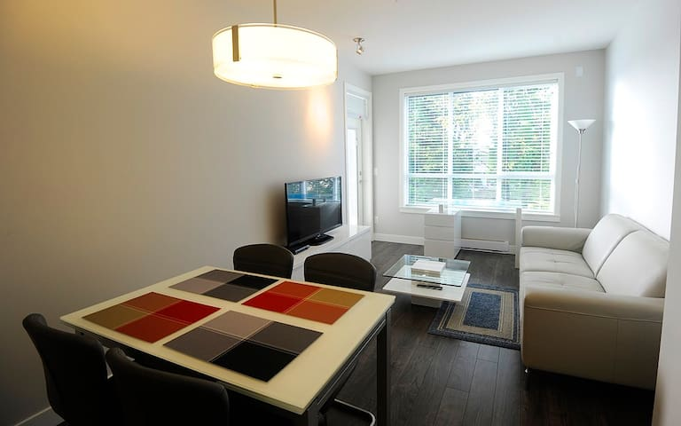 New Two Bdrm Apt - Guildford Mall