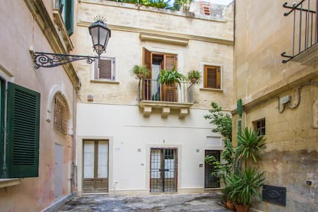 """Mono indipendente """"Cuore di Lecce"""" - Lecce - Huoneisto"""