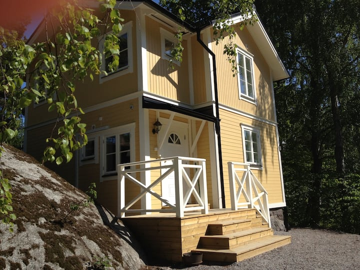 Maritime house at Skarpö, Vaxholm
