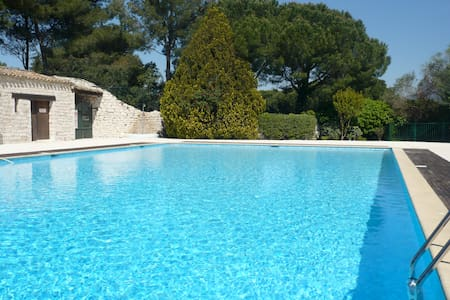 Charming house  - 3 BR, 6 p. - 10km from St-Tropez - Gassin - 独立屋