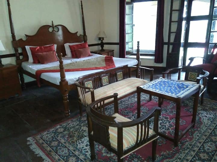 Camp Bliss at Ranikhet Room with Breakfast