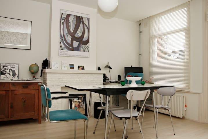 Spacious bright apartment - Amsterdam - Loft