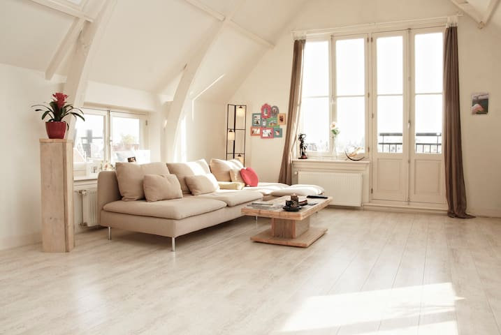 Romantic Loft - Heart of Amsterdam - Amsterdam - Loft