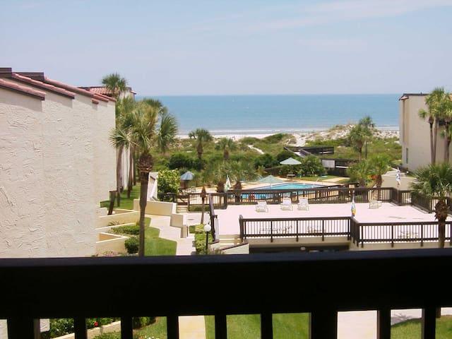 Pristine Ocean View Condo - St. Augustine - Wohnung