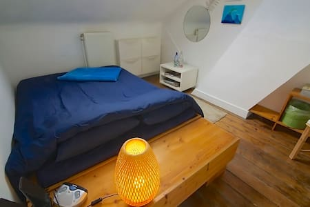 2 nice rooms for 3 in the middle of Berchem - Antwerpia