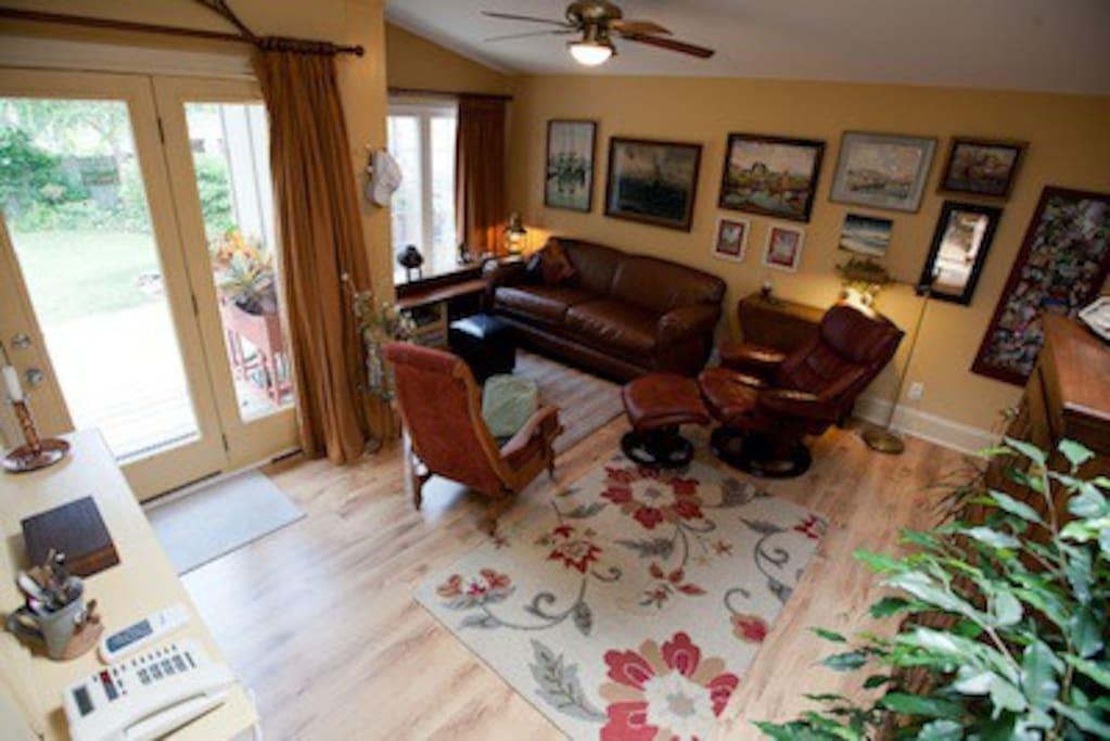 mainfloor family room.