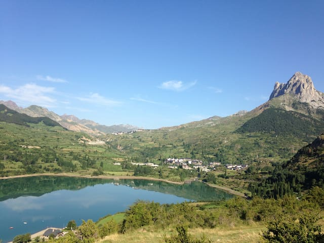 Spain Pyrenees Sallent Aragon - Sallent de Gállego - Lejlighed