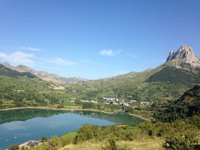 Spain Pyrenees Sallent Aragon - Sallent de Gállego - อพาร์ทเมนท์