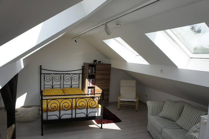Dachgeschoss im Einfamilienhaus