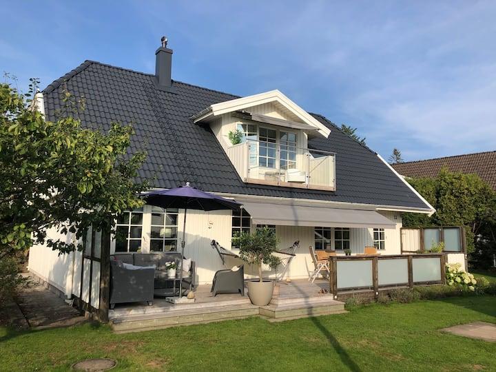 Nice villa close to Gotheburg city