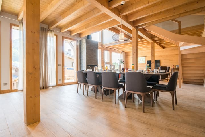 Chalet Mont Joly