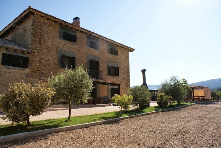 Casa Pardina Omiste - Ideal para grupos o familias