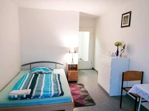 Ruhiges und gemütliches Appartement an der Uninähe