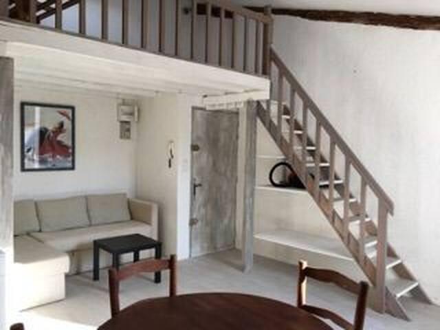 Charmant appartement dans le Luberon à louer