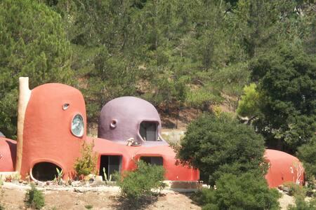 Charming and Unusual Iconic Flintstone House - Hillsborough