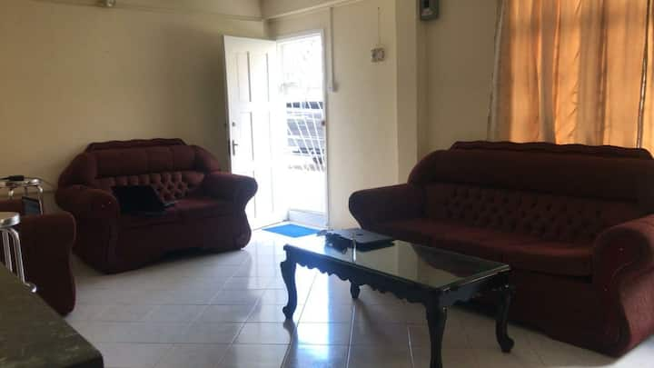 Georgetown Guyana Bel Air Park Apartment
