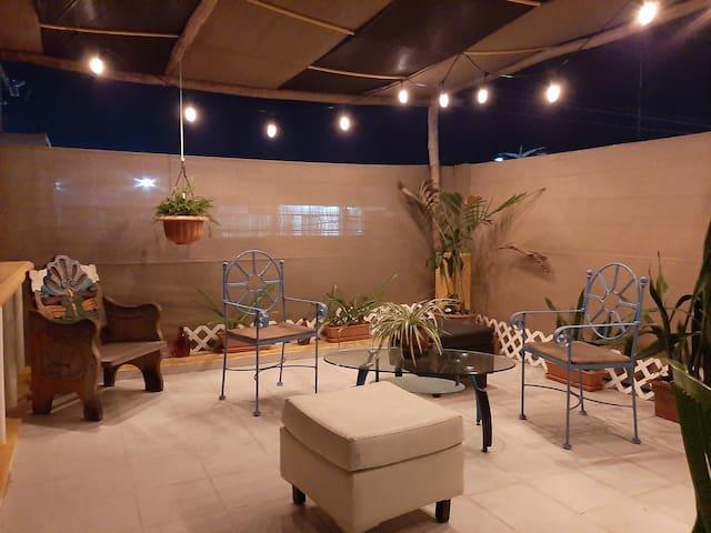 Fresco departamento mexico-caribeño n Av principal