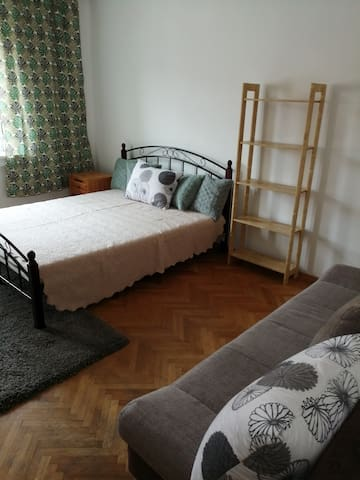 Nice spacious 70m2 apt in the Old town,Panenská st