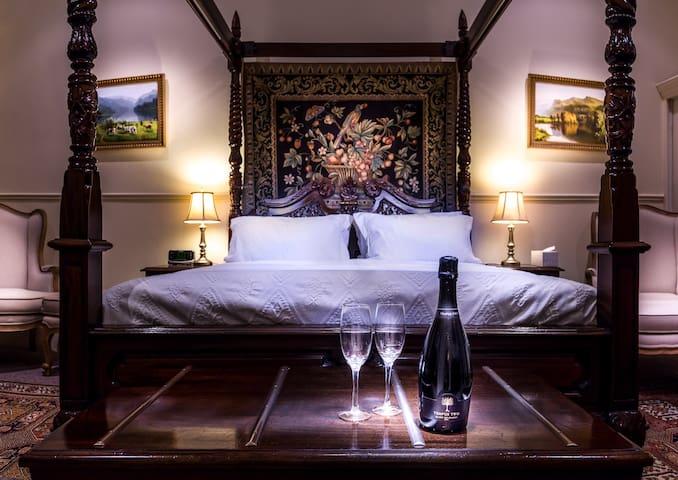 Fothergills of Fremantle (English Room) - Fremantle - Bed & Breakfast
