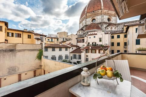 The best view of the Florence Dome