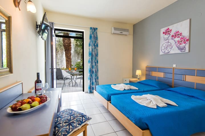 Amnissos Residence & Bungalows Double Room BedOnly