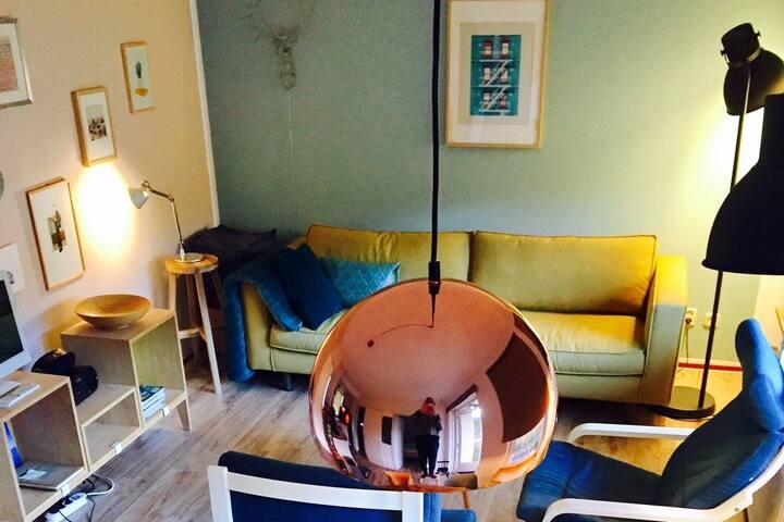 Appartement Sammy op Vlieland